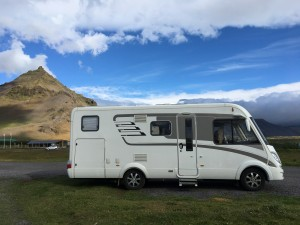 Islandia en autocaravana